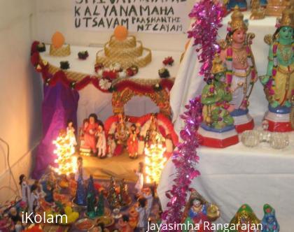 Rangoli: Navarathri Golu contest