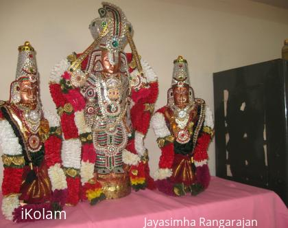 Rangoli: Marapaachi doll decor contest