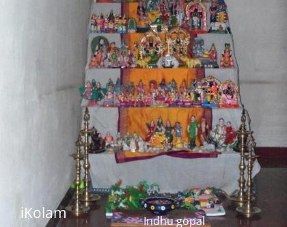 Rangoli: Golu 2010