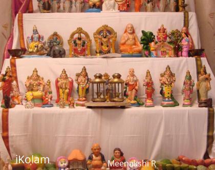Rangoli: Golu Contest - 2010