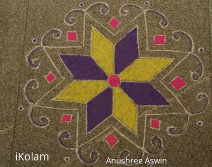 Rangoli: Starry Dreams
