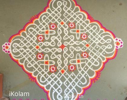 Rangoli: Maakolam