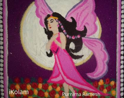 Rangoli: Spread Your Wings