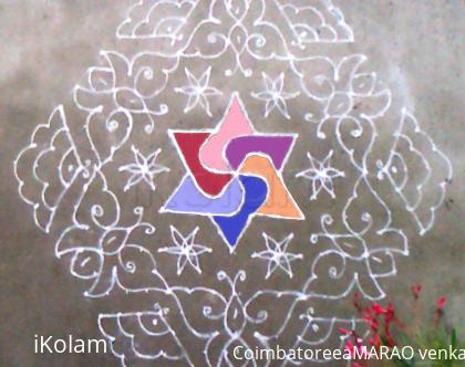 Rangoli: MARGAZHI KOLAM2