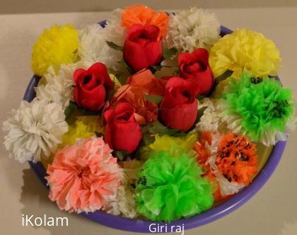 Rangoli: Happy onam