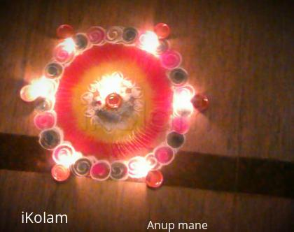 Rangoli: Diwali-2014