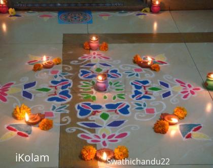 Rangoli: Diwali