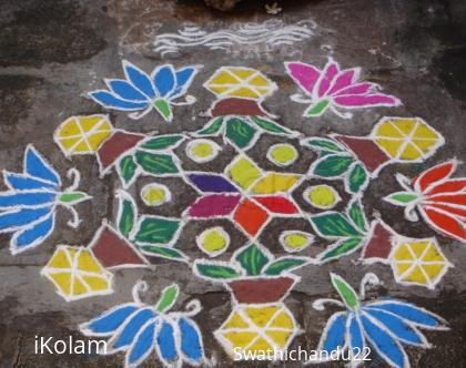 Rangoli: Pongal 5