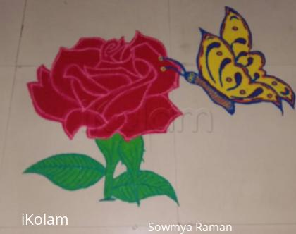 Rangoli: New Year 2018