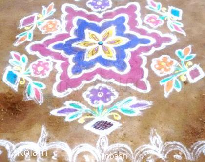 Rangoli: festival fantastic kolam