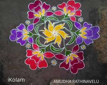 Www Ikolam Com Kolam And Rangoli Designs