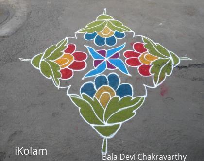 Rangoli: My Co Sister's Works