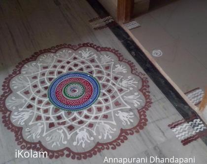 Rangoli: Navarathri Celebrations