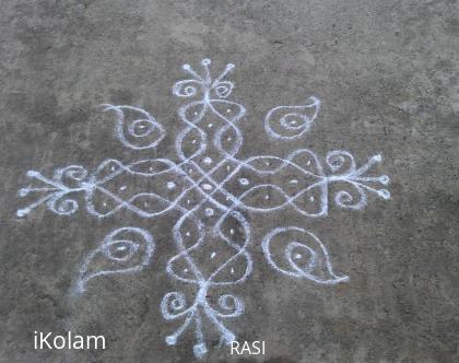 Rangoli: Beginners Kolam