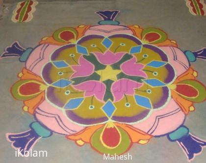 Rangoli: jus a morning breeze