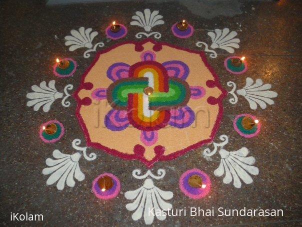 Rangoli: Diwali 2009