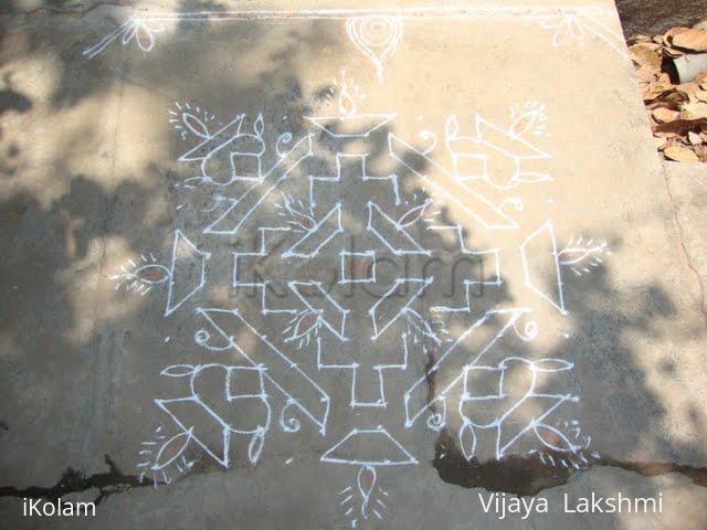 Rangoli: diwali contest 2009