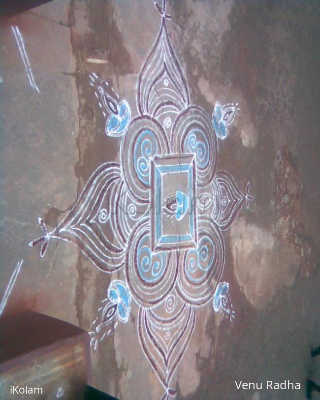 Rangoli: Submit my rangoli/kolam images