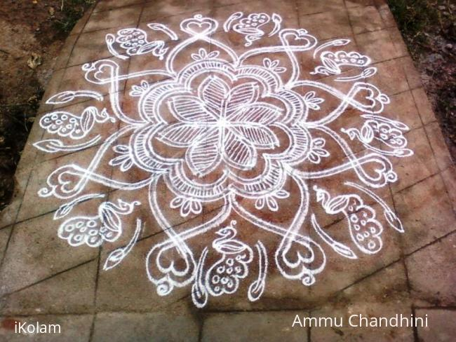 Rangoli: WELCOME KOLAM FOR THE CHENNAI MEET