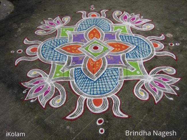 Rangoli: Vinayaka Chathurthi