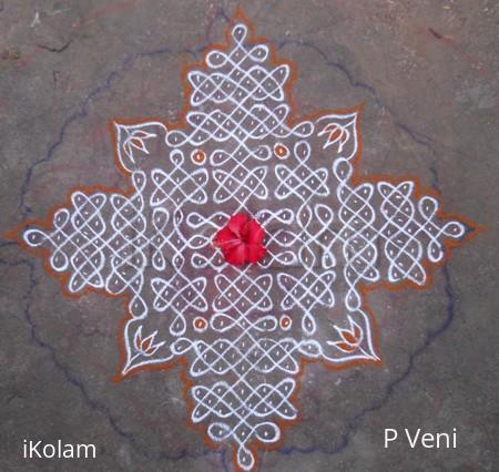 Rangoli: Sikku Kolam - 73