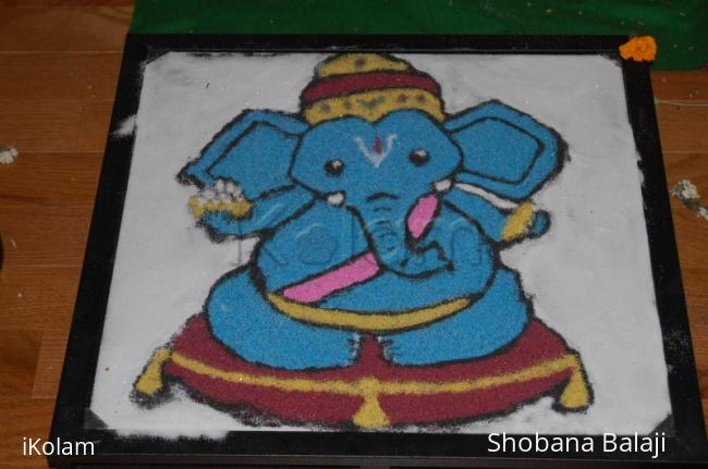 Rangoli: Rangoli - Our Golu 2010