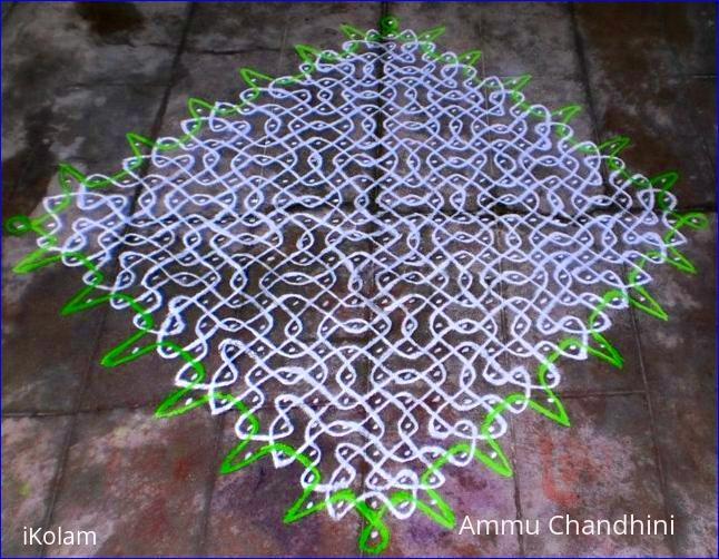 Rangoli: MARGAZHI DAY-8
