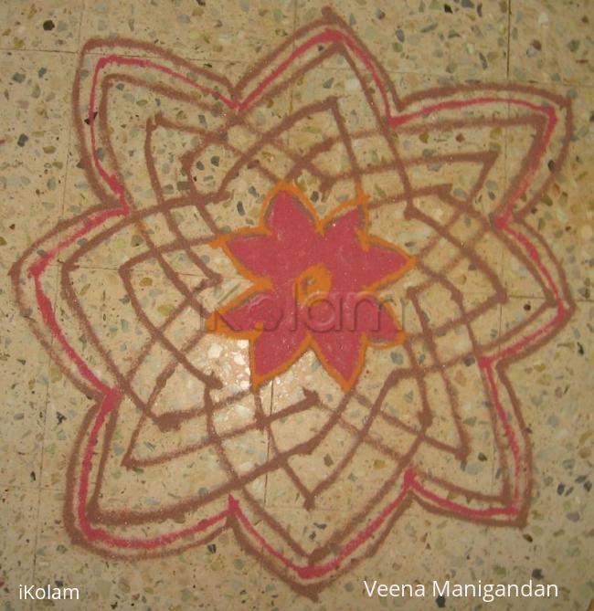 Rangoli: Hrudaya Kamalam
