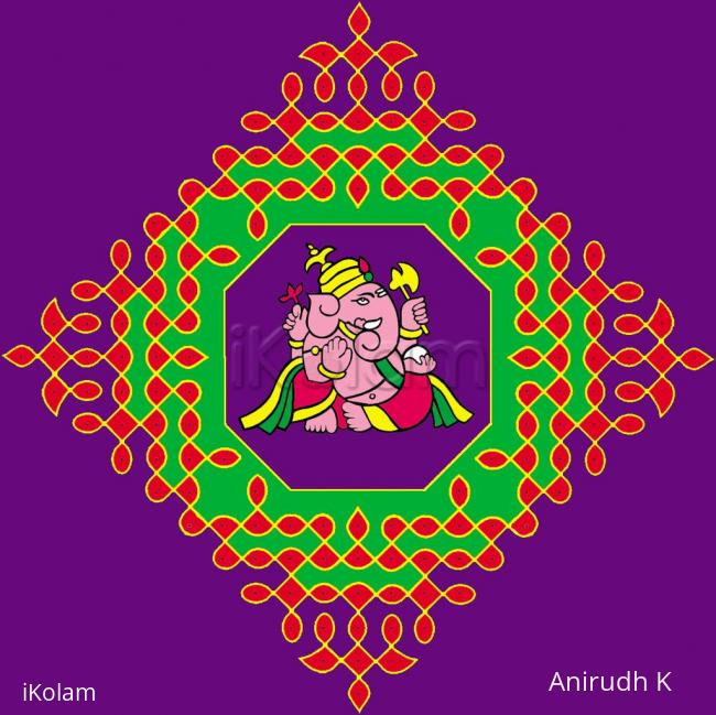 Rangoli: Ready for Harvest festival?