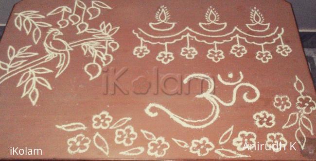 Rangoli: Happy Yugaadi