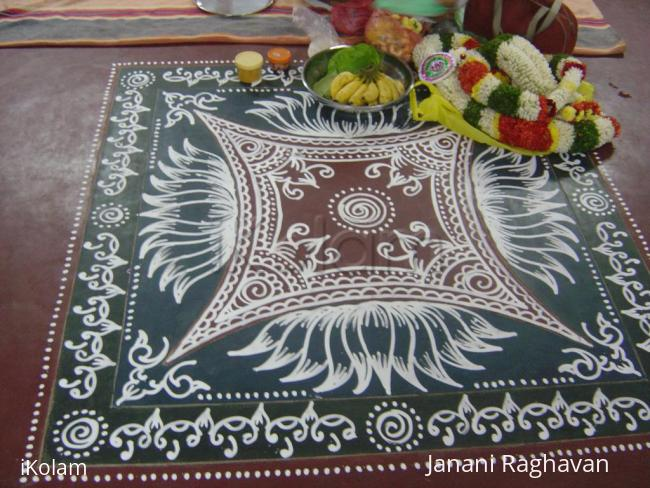 Rangoli: 2010- Engagement