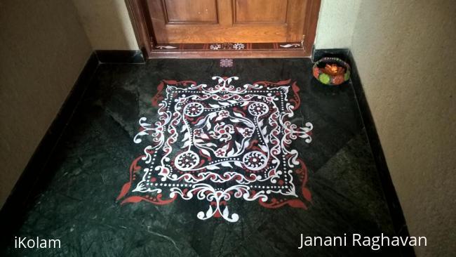 Rangoli: 2017-Aadi friday-4