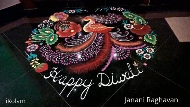 Rangoli: 2017-Diwali-Lobby