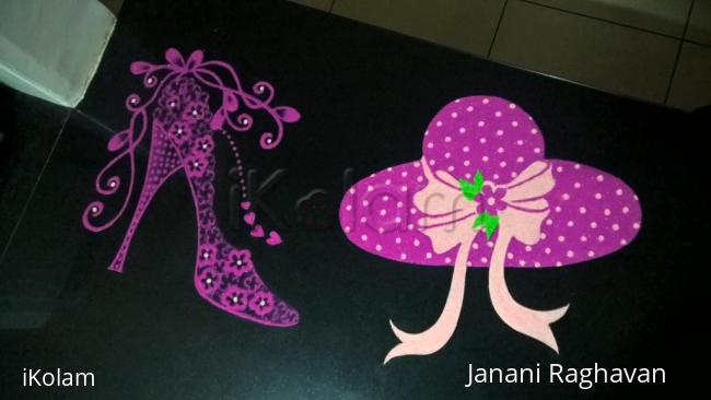 Rangoli: 2017-Womens day-3