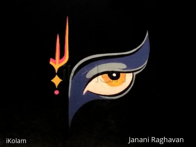 Rangoli: 2018- Shri Rama Navami