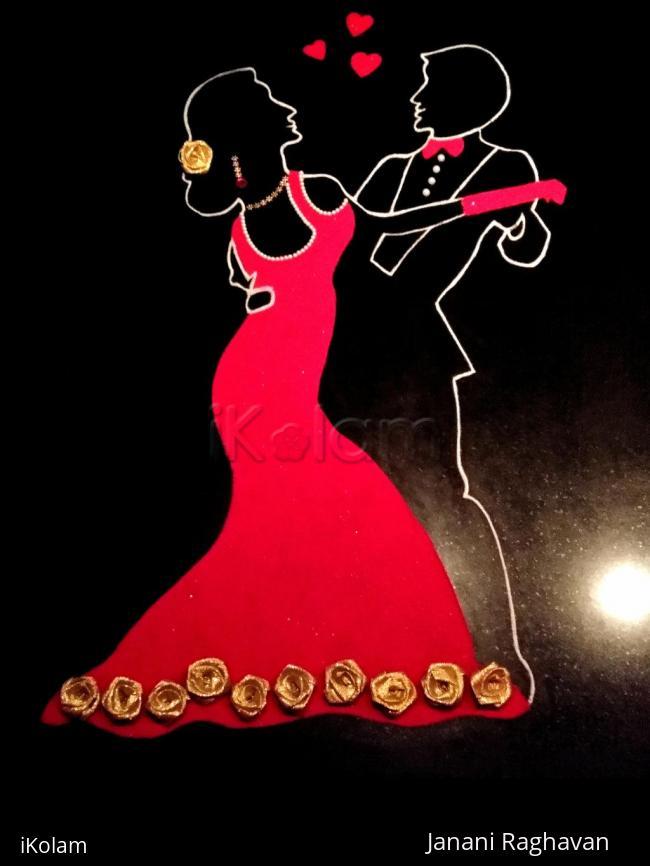 Rangoli: 2018-Wedding Anniversary