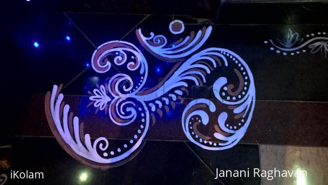 Rangoli: 2015-Ganesh Chaturthi-Lobby-2