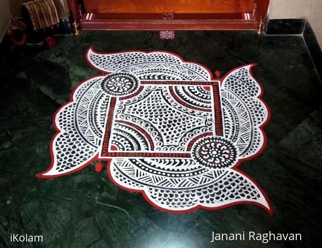 Rangoli: Home Kolams
