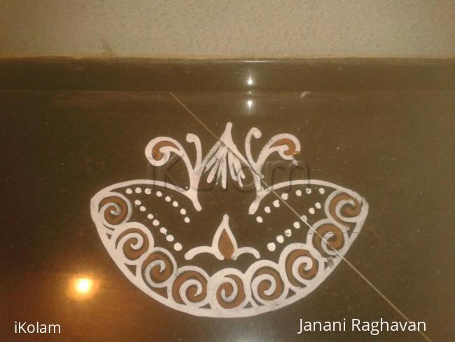 Rangoli: Home basic kolams-3