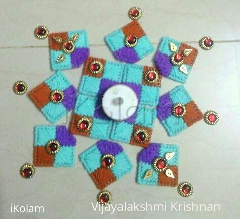 Rangoli: Wishes for the specialday