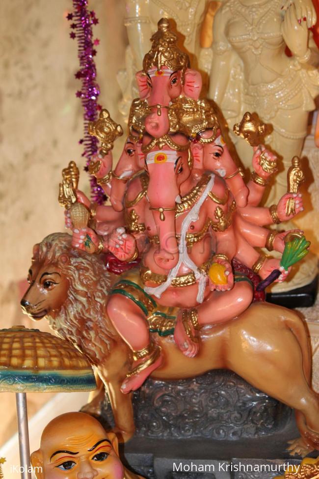 Pancha Mugha Pillayar -