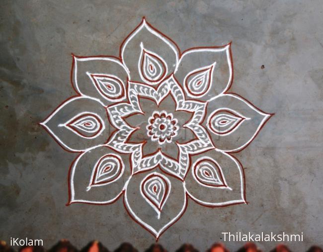 Rangoli: Kamalam