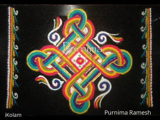 Rangoli: Happy Weekend