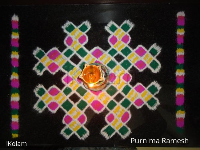 Rangoli: Tangled Festoon