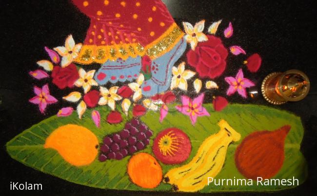 Rangoli: Vishu Special Wishes