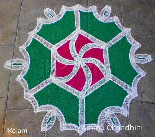 Rangoli: Welcome Marghazhi