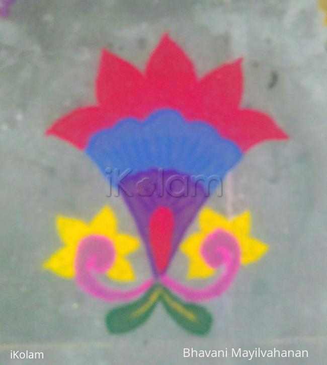 Rangoli: Margazhi 6