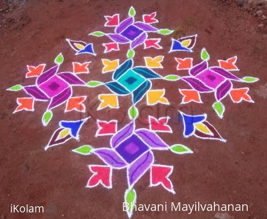 Rangoli: MARGAZHI DAY29