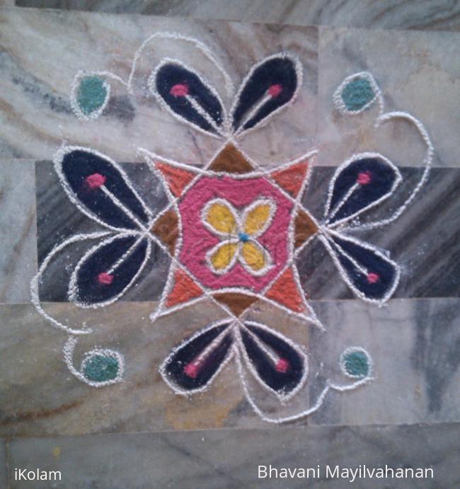 Rangoli: Apt Margazhi14 2014-15