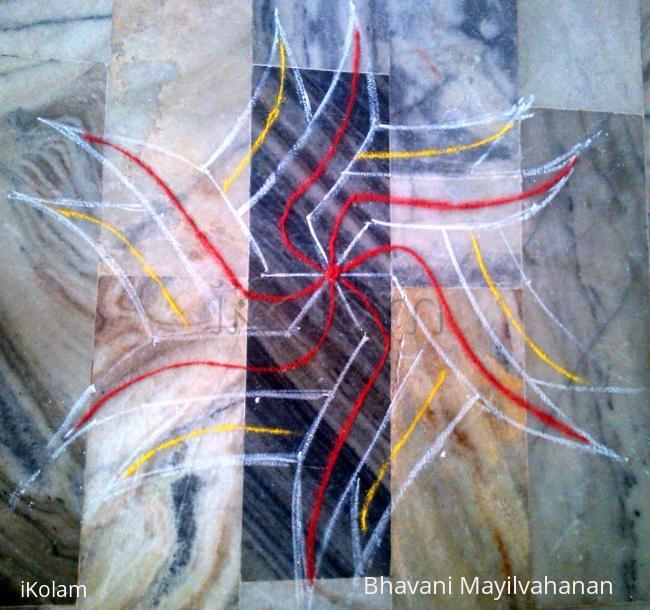 Rangoli: Apt Margazhi3